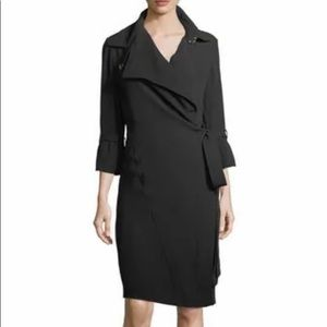 "Burberry ""Roxy"" trench-style dress NEW with tags"